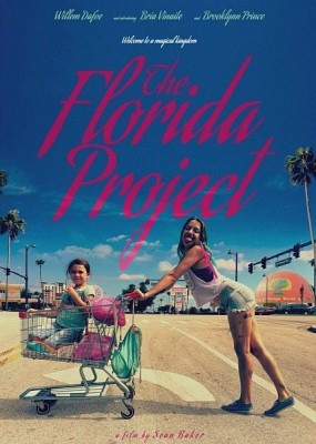 Проект «Флорида» / The Florida Project (2017) HDRip / BDRip (720p, 1080p)