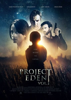 Проект Эдем, часть 1 / Project Eden: Vol. I (2017) WEB-DLRip / WEB-DL (720p)