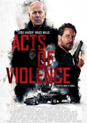 Акт мести / Acts of Violence (2018) HDRip / BDRip (720p, 1080p)