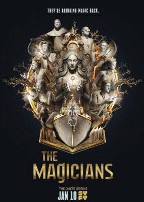 Волшебники / The Magicians - 3 сезон (2018) WEB-DLRip / WEB-DL (720p, 1080p)