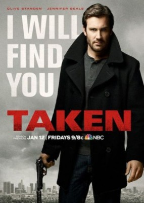 Заложница / Taken - 2 сезон (2018) WEB-DLRip / WEB-DL (720p, 1080p)