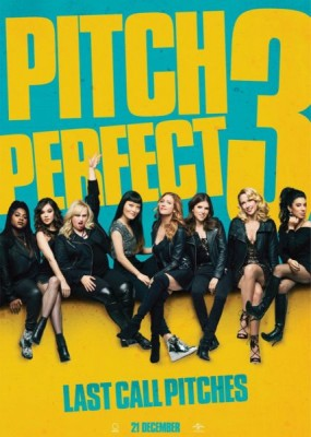 Идеальный голос 3 / Pitch Perfect 3 (2017) HDRip / BDRip (720p, 1080p)