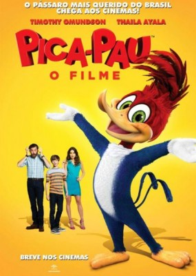 Вуди Вудпекер / Woody Woodpecker (2017) WEB-DLRip / WEB-DL (720p)