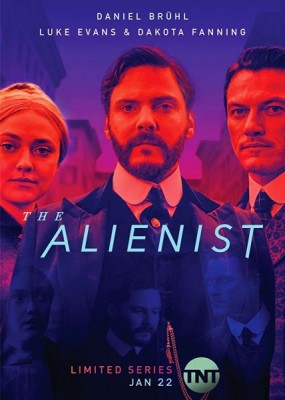 Алиенист / The Alienist - 1 сезон (2018) WEB-DLRip / WEB-DL (720p, 1080p)