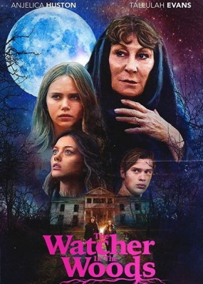 Лесной наблюдатель / The Watcher in the Woods (2017) WEB-DLRip / WEB-DL (720p)