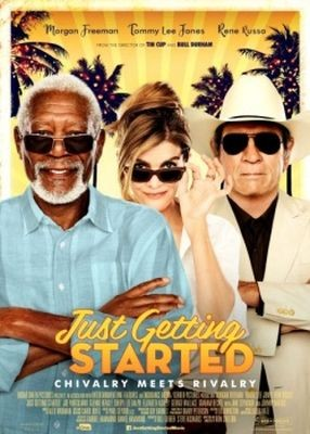 Bce тoлькo нaчинaeтcя  / Just Gеtting Stаrted (2017) HDRip / BDRip (720p, 1080p)