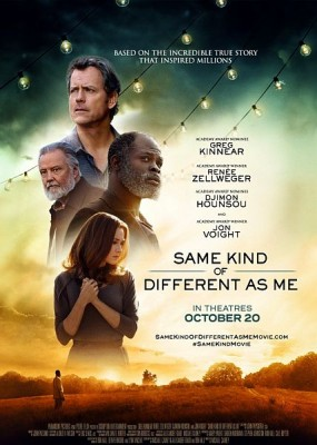 Такой же другой, как и я / Same Kind of Different as Me (2017) HDRip / BDRip (720p, 1080p)