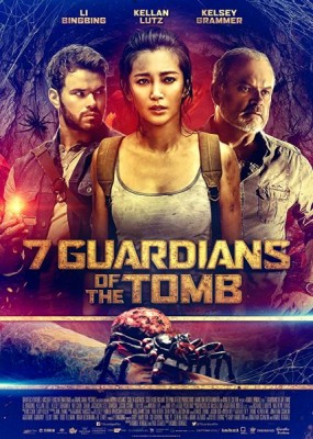 7 хранителей гробницы / 7 Guardians of the Tomb (2018) HDRip / BDRip (720p, 1080p)