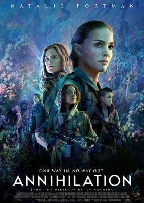 Аннигиляция / Annihilation (2018) HDRip / BDRip (720p, 1080p)