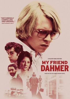 Мой друг Дамер / My Friend Dahmer (2017) HDRip / BDRip (720p)