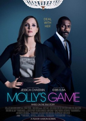 Большая игра / Molly's Game (2017) HDRip / BDRip (720p, 1080p)