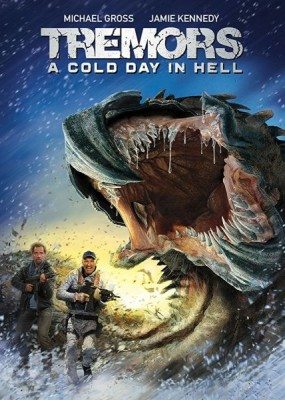 Дрожь земли 6 / Tremors: A Cold Day in Hell (2018) HDRip / BDRip (720p)