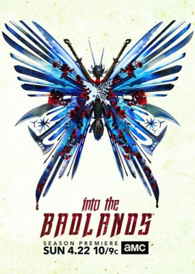 В пустыне смерти / Into the Badlands - 3 сезон (2018) WEB-DLRip / WEB-DL (720p, 1080p)