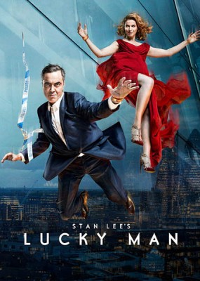 Счастливчик / Везунчик / Stan Lee's Lucky Man - 1 - 2 сезон (2016 - 2017) HDTVRip