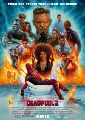Дэдпул 2 / Deadpool 2 (2018) TC / TC 720p