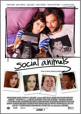 Погоня за любовью /  Social Animals (2018) WEB-DLRip / WEB-DL (720p)