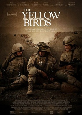 Жёлтые птицы / The Yellow Birds (2017) WEB-DLRip / WEB-DL (720p, 1080p)