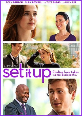 Подстава / Set It Up (2018) WEB-DLRip / WEB-DL (720p)
