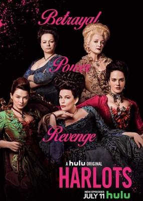 Куртизанки / Harlots - 2 сезон (2018) WEB-DLRip / WEB-DL (720p, 1080p)