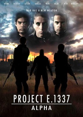 Проект Е 1337: Альфа / Project E.1337: ALPHA (2018) WEB-DLRip / WEB-DL (720p)