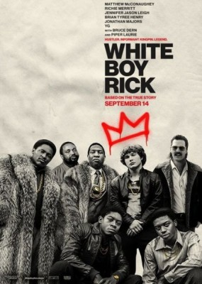 Белый парень Рик / White Boy Rick (2018) WEB-DLRip / WEB-DL (720p, 1080p)