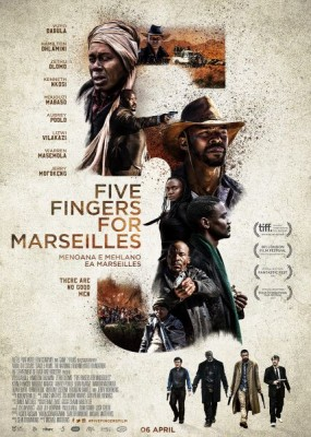 Пять пальцев для Марселя / Five Fingers for Marseilles (2017) WEB-DLRip / WEB-DL (720p)