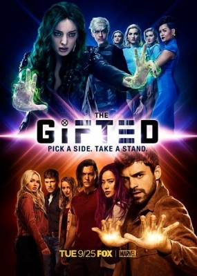 Одаренные / The Gifted - 2 сезон (2018) WEB-DLRip / WEB-DL (720p, 1080p)