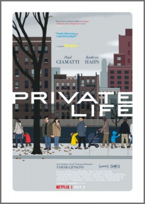 Частная жизнь / Private Life (2018) WEB-DLRip / WEB-DL (720p)