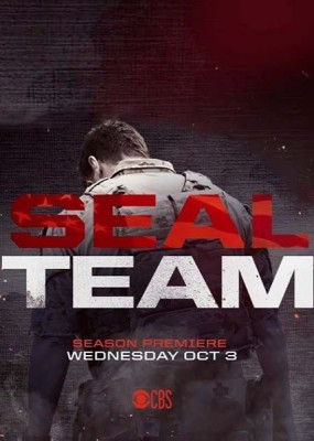 Спецназ / Seal Team - 2 сезон (2018) WEB-DLRip / WEB-DL (720p, 1080p)