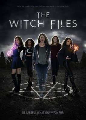 Досье ведьмы / The Witch Files (2018) WEB-DLRip / WEB-DL (720p)
