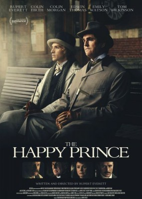 Счастливый принц / The Happy Prince (2018) WEB-DLRip / WEB-DL (720p)