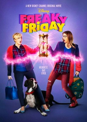 Чумовая пятница / Freaky Friday (2018) WEB-DLRip / WEB-DL (720p)