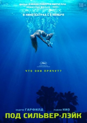 Под Сильвер-Лэйк / Under the Silver Lake (2018) TS