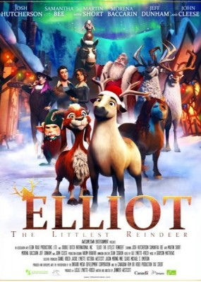 Эллиот / Elliot the Littlest Reindeer (2018) WEB-DLRip / WEB-DL (1080p)