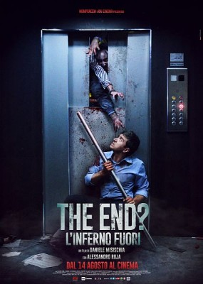 Один день конца света / In un giorno la fine / The End? (2017) HDRip / BDRip (720p, 1080p)