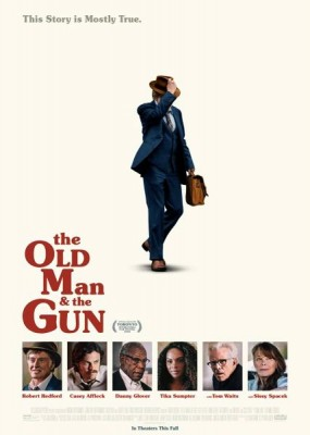 Старик с пистолетом / The Old Man & the Gun (2018) WEB-DLRip / WEB-DL (720p, 1080p)