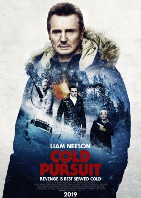 Снегоуборщик / Cold Pursuit (2019) HDRip / BDRip (720p, 1080p)