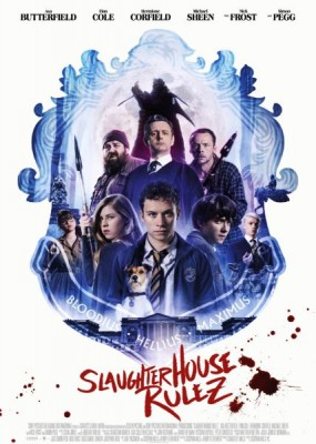 Правила бойни / Slaughterhouse Rulez (2018) HDRip / BDRip (720p, 1080p)