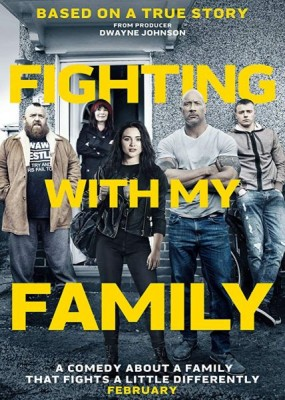 Борьба с моей семьей / Fighting with My Family (2019) TS