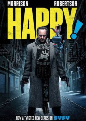 Хэппи / Happy!  - 2 сезон (2019) WEB-DLRip / WEB-DL (720p, 1080p)