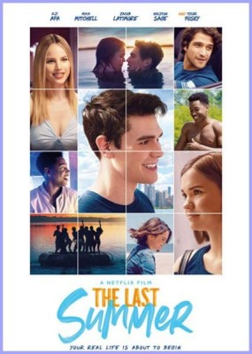 Последнее лето / The Last Summer (2019) WEB-DLRip /  WEB-DL (1080p)