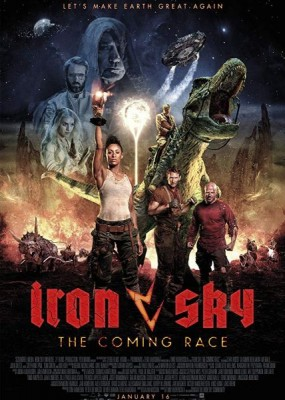 Железное небо 2 / Iron Sky: The Coming Race (2019) WEB-DLRip / WEB-DL (720p, 1080p)
