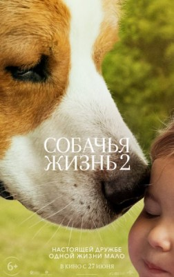 Собачья жизнь 2 / A Dog's Journey (2019) WEB-DLRip / WEB-DL (720p, 1080p)
