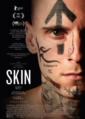 Скин / Skin (2018) WEB-DLRip / WEB-DL (720p, 1080p)