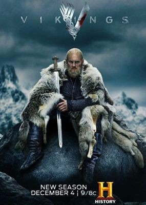 Викинги / Vikings - 6 сезон (2019-2020) WEB-DLRip / WEB-DL (720p, 1080p)