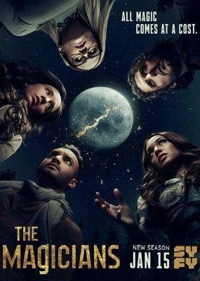 Волшебники / The Magicians - 5 сезон (2020) WEB-DLRip / WEB-DL (720p, 1080p)