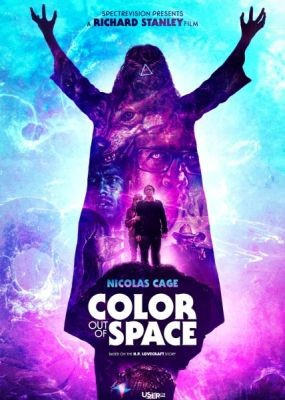 Цвет из иных миров / Color Out of Space (2019) WEB-DLRip / WEB-DL (720p, 1080p)