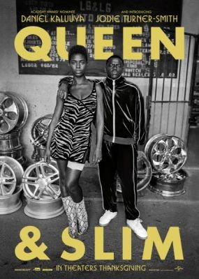 Квин и Слим  / Queen & Slim (2019) DVDScr