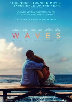 Волны / Waves (2019) DVDScr
