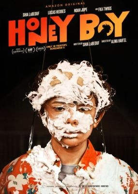 Лапочка / Honey Boy (2019) DVDScr